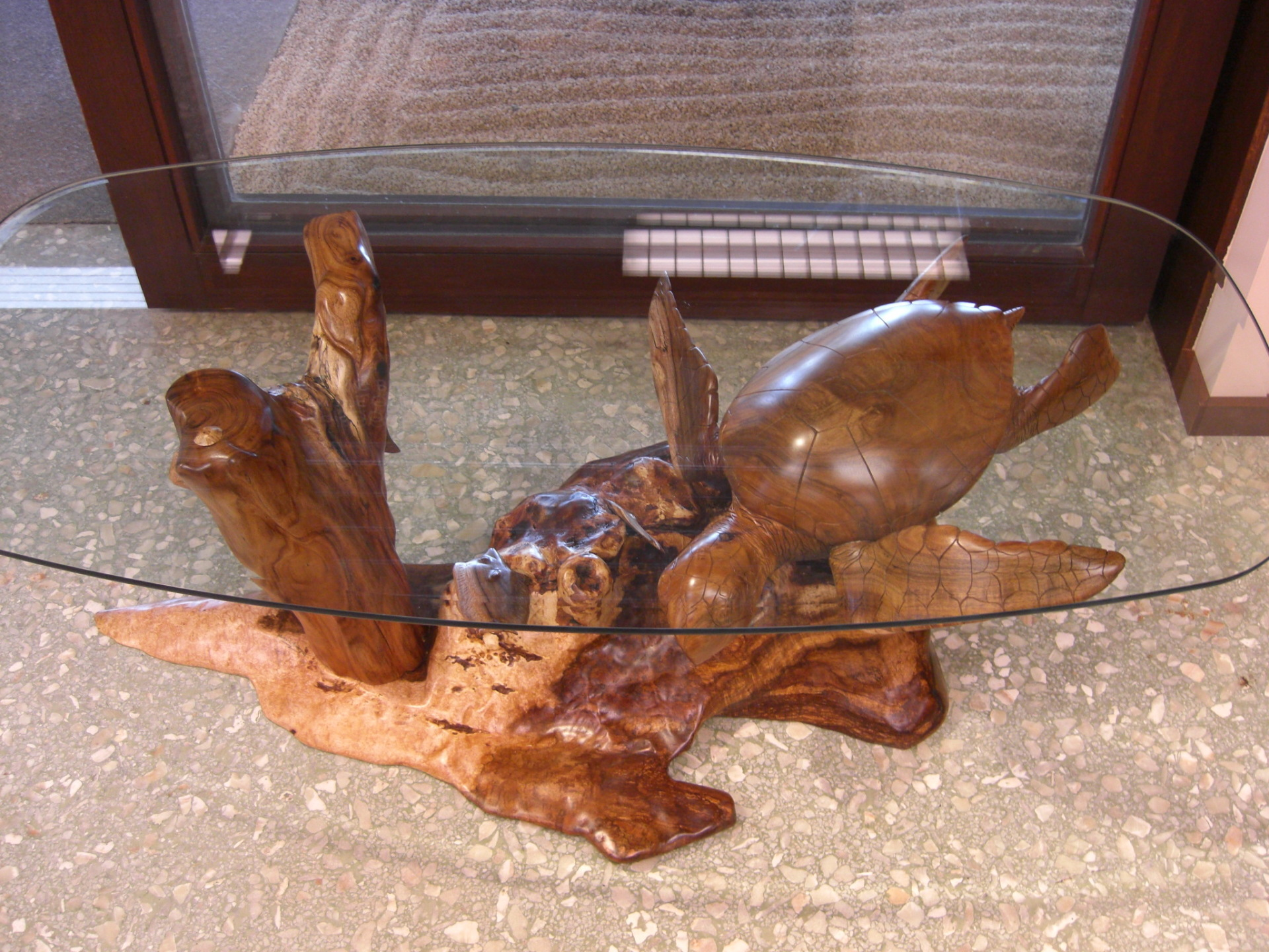Honu coffee table